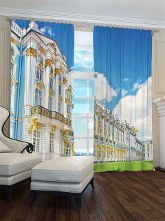 Фотошторы «Екатерининский дворец» арт. S9228 H260