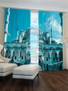 Фотошторы «Мечеть» арт. S9203 H260