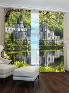Фотошторы «Таинственный замок» арт. S30421 H260