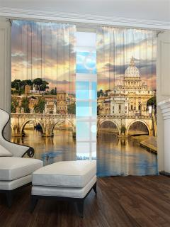 Фотошторы «Ватикан» арт. S30074 H260